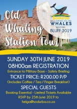 Old Whaling Station Tour